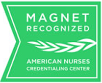 Magnet status logo nursing association