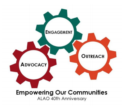 ALAO Annual Conference Logo