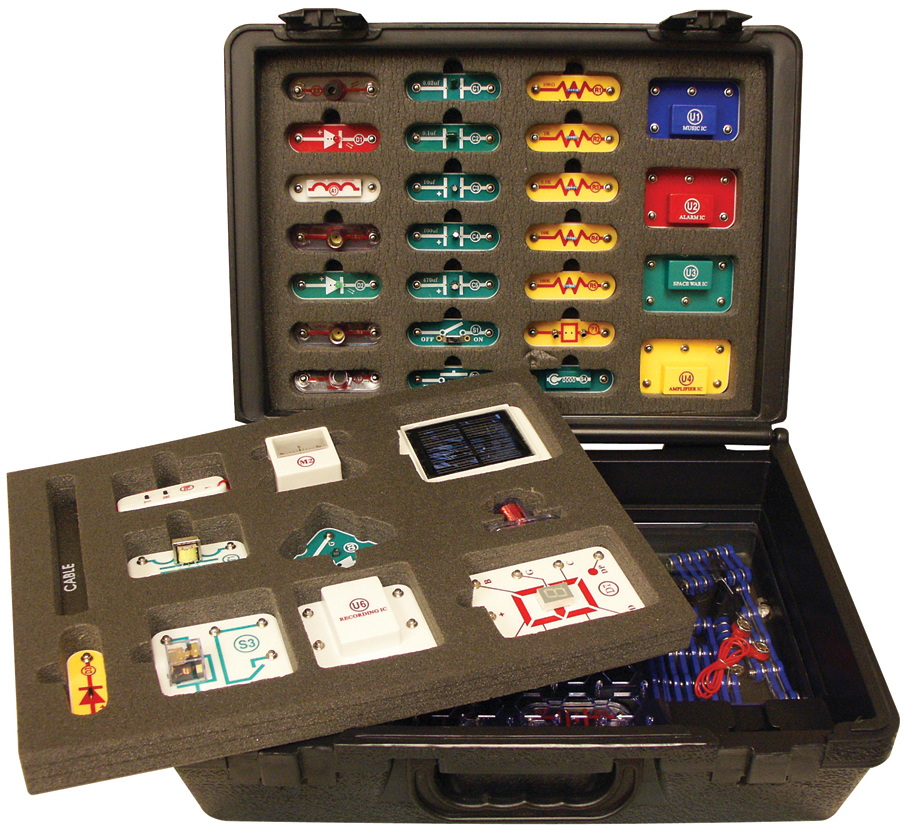 Swon Tech To Lend Snap Circuits Extreme Educational Kit Lights