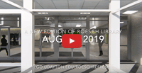 roesch library video