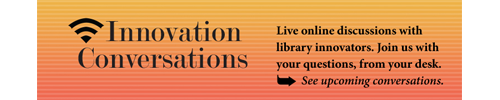 Innovation Conversatons Banner