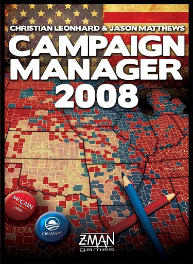 Campaign Manager Cover