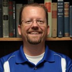 Terry Pritchett, CEFP photo
