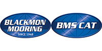 Blackmon Mooring/BMS CAT Logo