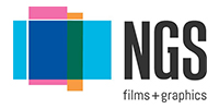 NGS Films & Graphics Logo
