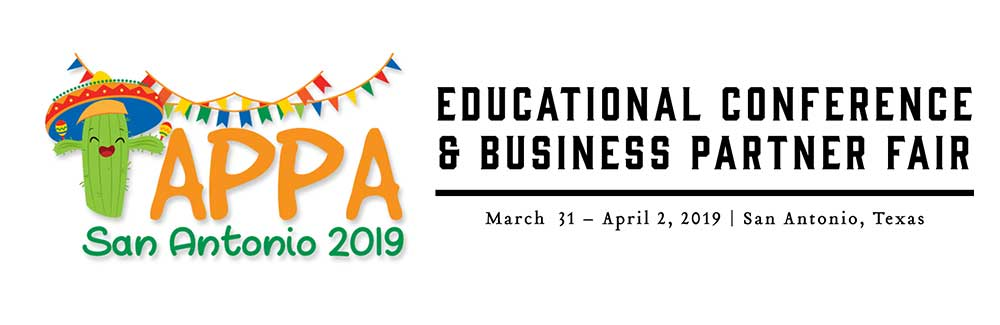 TAPPA 2019 Convention banner graphic