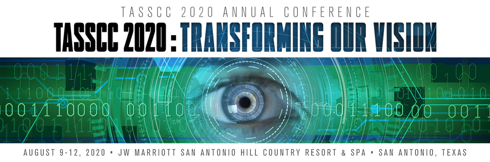 TASSCC 2020 Annual Conference: Save the Date