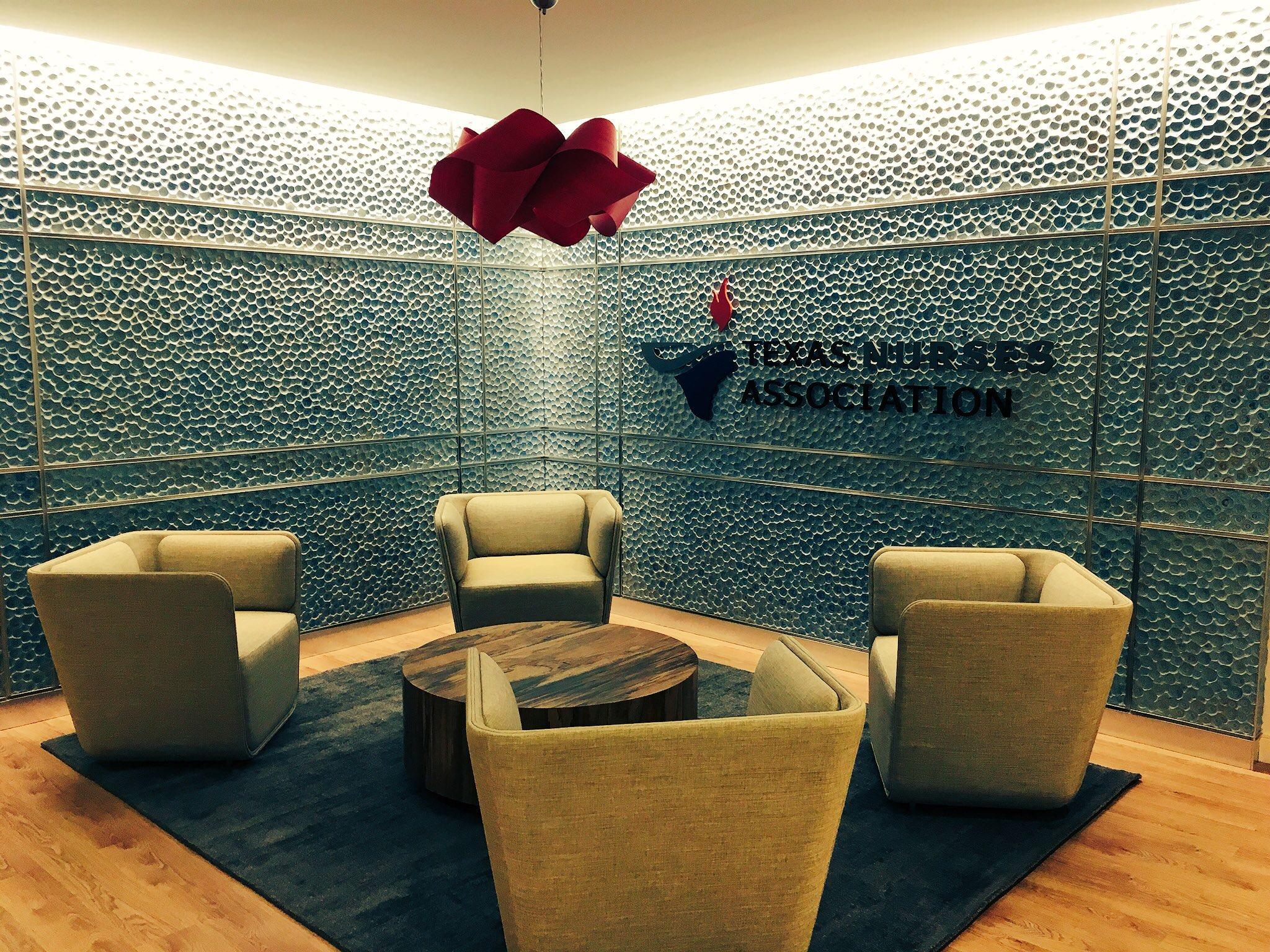 TNA New lobby