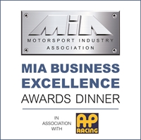 MIA Business Excellence Awards Dinner in association with AP Racing