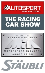 The Autosport International Business Lounge and MIA Members' Area in association with Staubli
