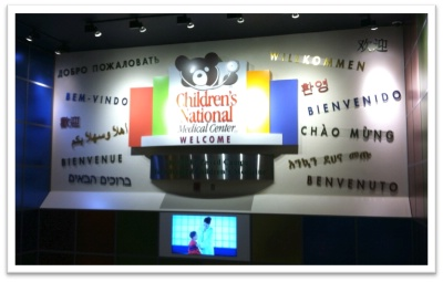 Welcome to Children's National Medical Center