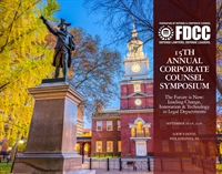 15th Annual Corporate Counsel Symposium