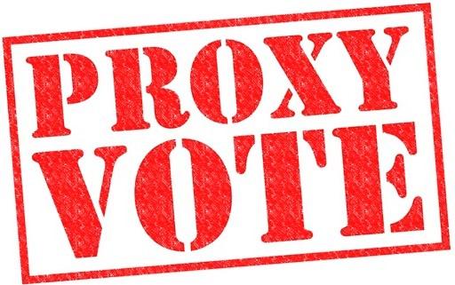 PROXY VOTE #2 Lorne Bernstein