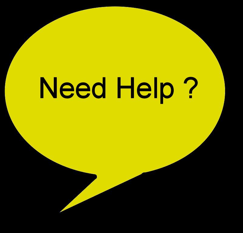 Need Help Link