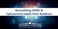 Demystifying CMMC & Cybersecurity Supply Chain Readiness