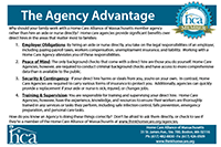 Agency Advantage Screenshot