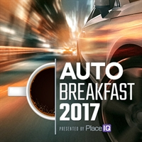 Auto Breakfast presented by Place IQ