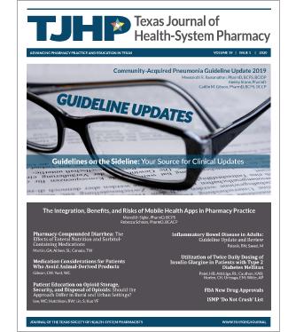 TJHP cover