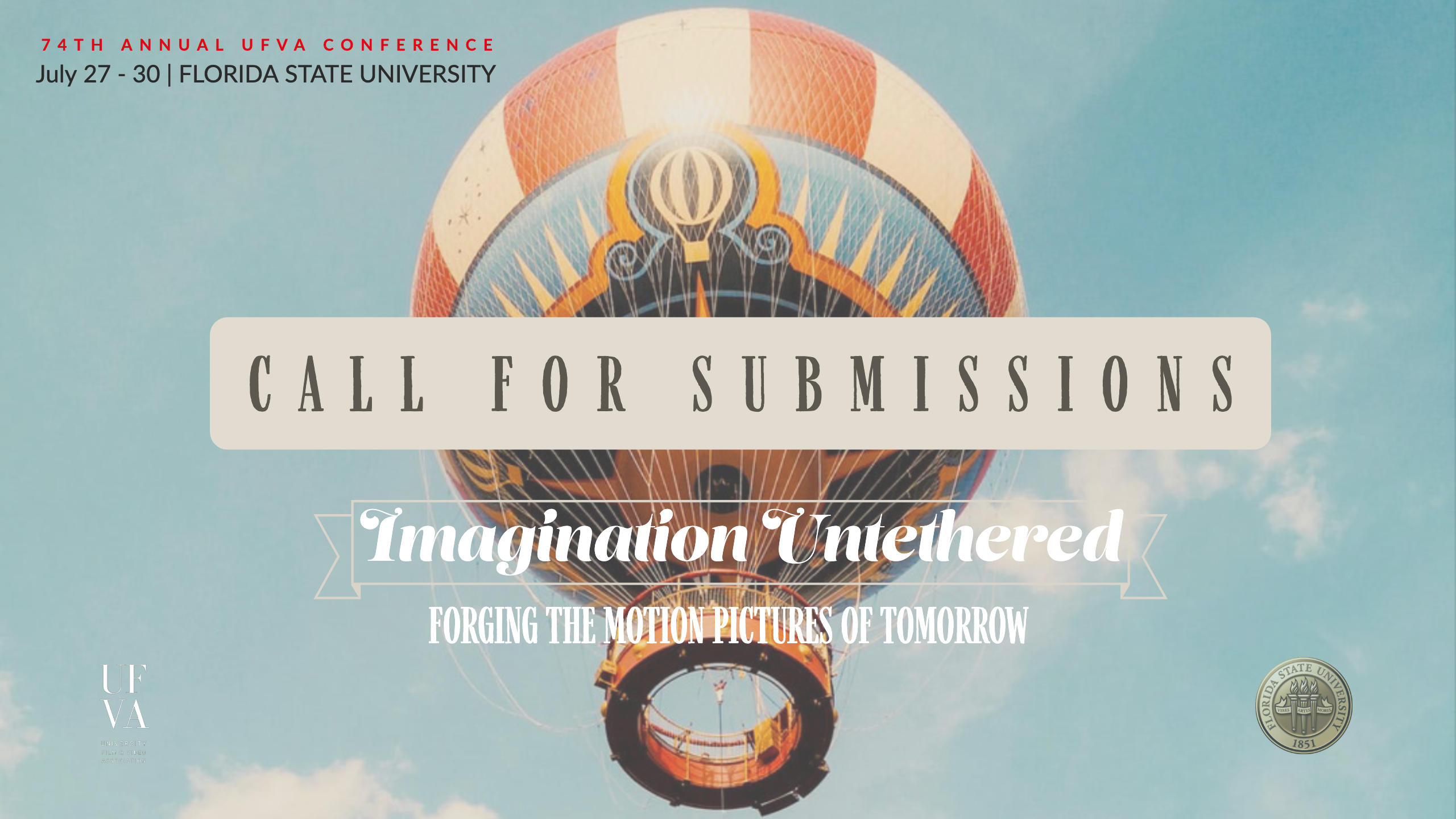 2020 Ufva Conference Call For Submissions University Film Video Association