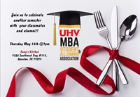 UHV MBA Student & Alumni End of Semester Dinner Party