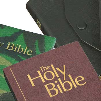 Picture of Pocket Reference Bibles