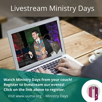 2017 Ministry Days Live-stream - Off Site