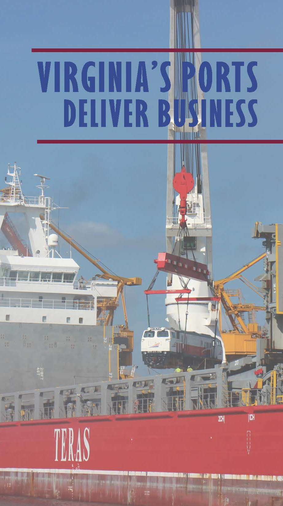 Virginia Ports Delivers Business