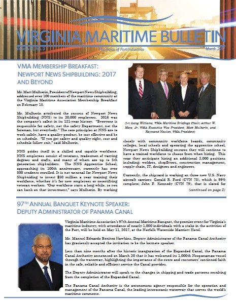Maritime Bulletin 2017 Volume 81 No.3