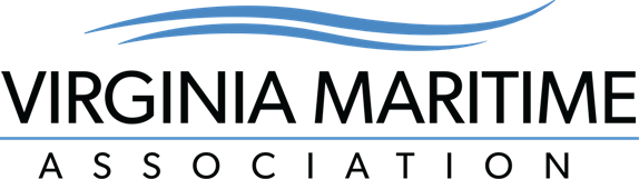 Virginia Maritime Association Logo