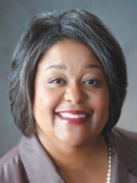 Board of Governors member Helivi L. Holland