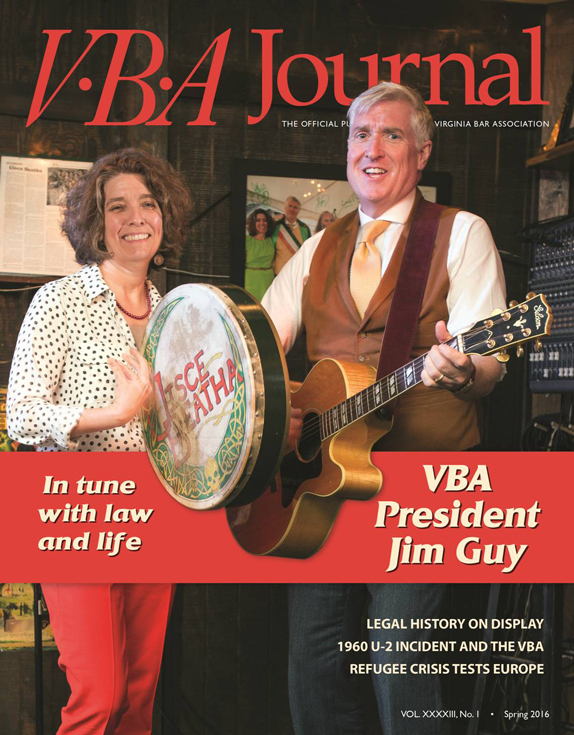 VBA Journal Spring 2016