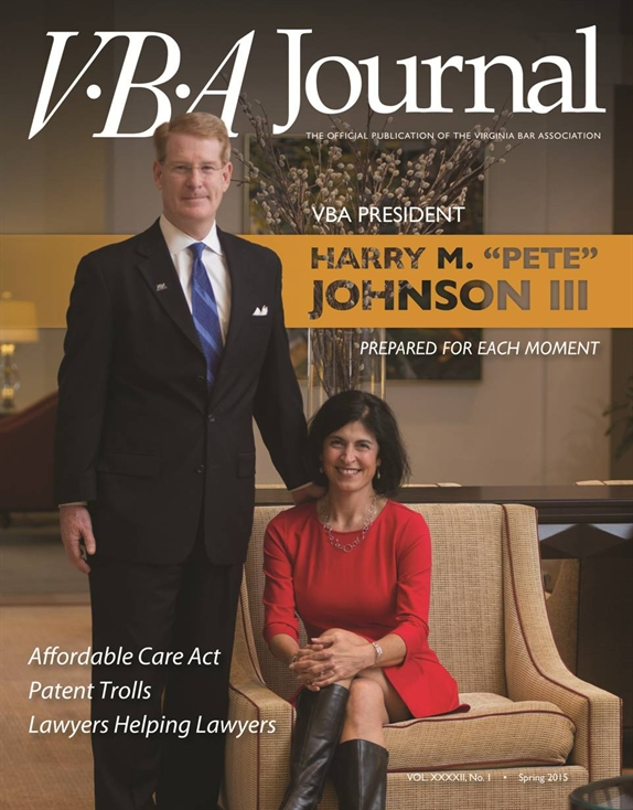 VBA Journal Spring 2015