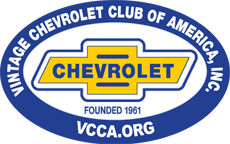Vintage Chevrolet Club Of America - Classic car club of america