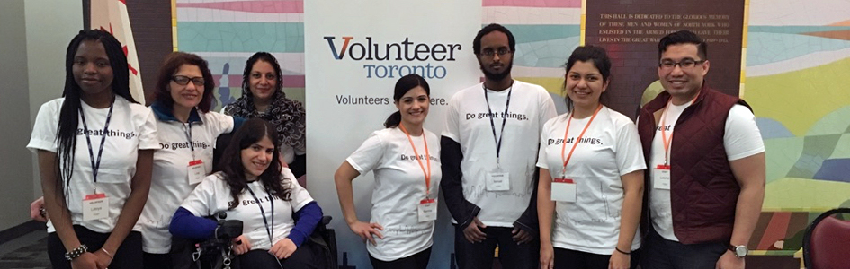 Volunteer Toronto Volunteers/Staff