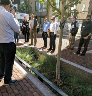 Engineering a Resilient Waterfront Lunch and Learn  Alexandria, VA, 2019