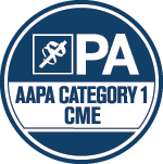 AAPA Category 1 CME