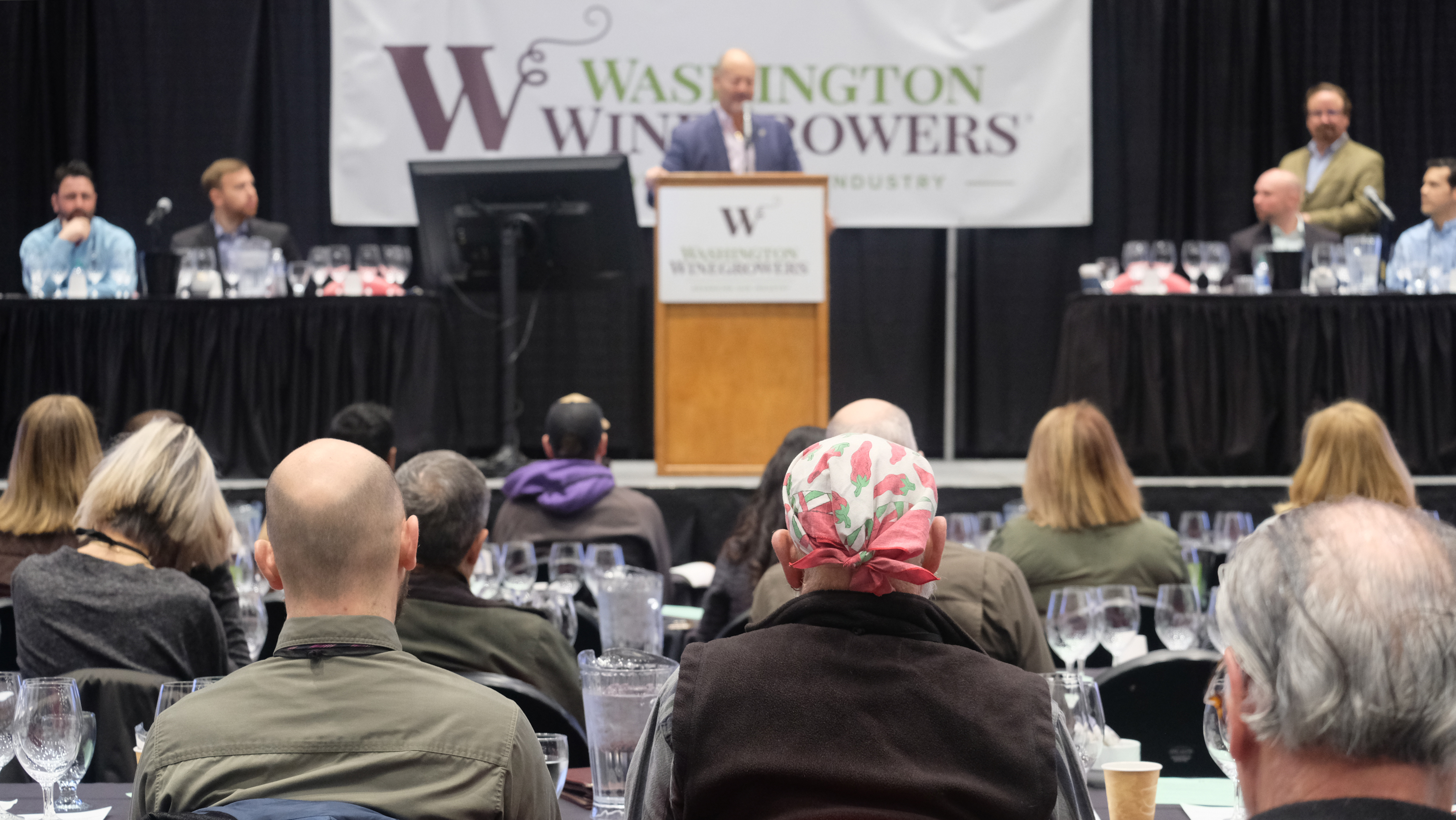 winegrowers education session
