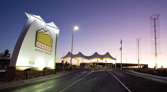 Canopy Airport Parking Denver International Airport Denver Colorado Propark Hartford Conn. & Innovation Awards Winners 2012 - National Parking Association