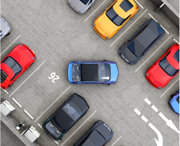 Parking Space Design: Guidelines for Parking Geometrics