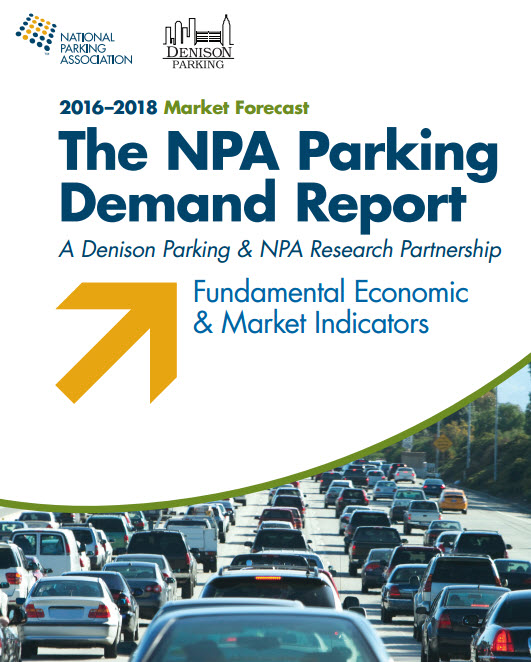 2016-2018 Parking Demand Report