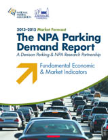2013-2015 Parking Demand Report