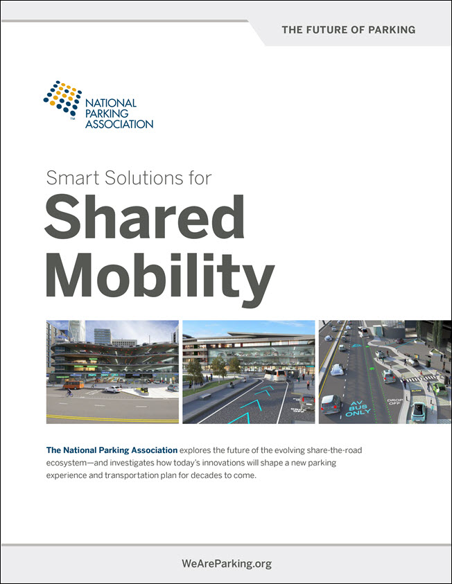 Smart Solutions for Shared Mobility