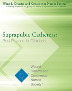 Suprapubic catheters best practice