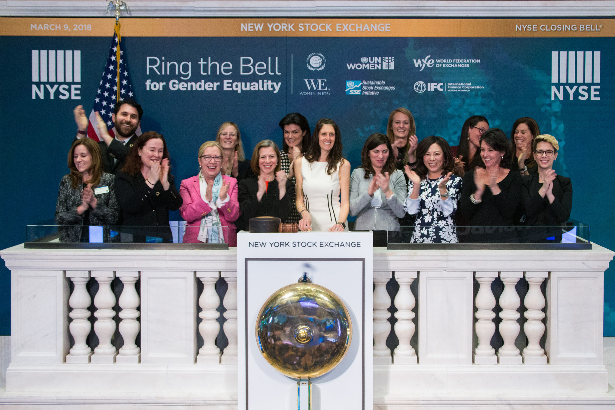 NYSE Bell