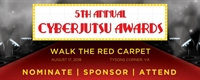 5th Annual Cyberjutsu Awards: A Red Carpet Affair Fundraising Reception