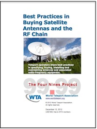 Webinar: Best Practices in Buying Satellite Antennas and the RF Chain
