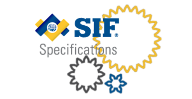 SIFSpecification
