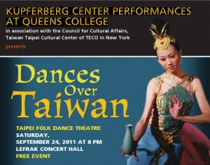 Taipei Folk Dance Theater Dances over Taiwan
