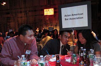 Trivia Bowl AAJA-NY Francis Chin Will Ng Linda Lin