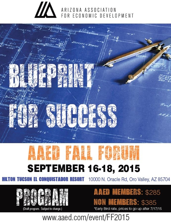 AAED Fall Forum - Blueprint for Success @ Hilton Tucson El Conquistador Golf & Tennis Resort | Tucson | Arizona | United States
